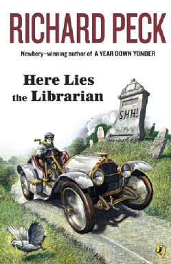 Here Lies the Librarian (Paperback)