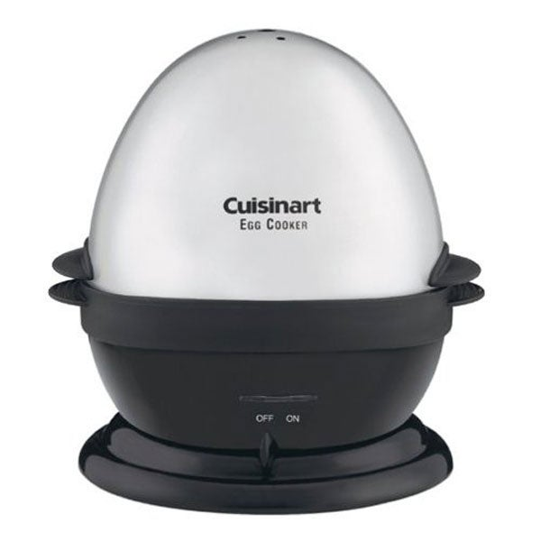Cuisinart Stainless Steel Egg Cooker (Refurbished)