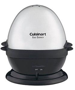 Cuisinart Stainless Steel Egg Cooker (Refurbished)