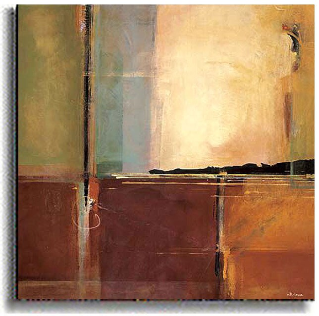 Breakers by Noah Li-Leger Stretched Canvas Art