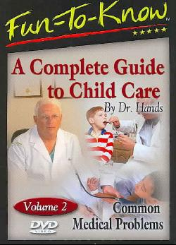 A Complete Guide to Child Care Vol 2 (DVD)