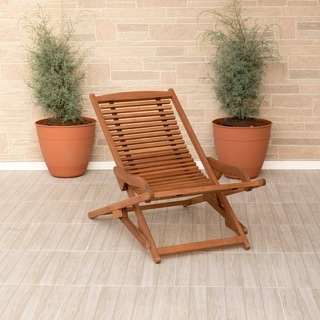 Amazonia Copacabana Wood Swing Chair