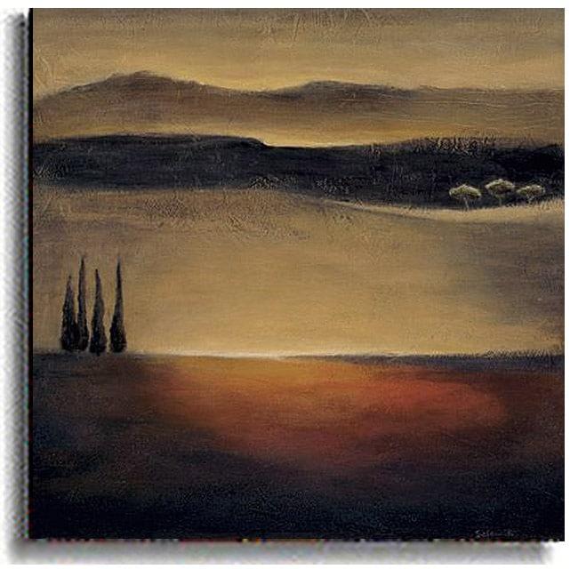 Puesta del Sol by Salemink-Roos Stretched Canvas