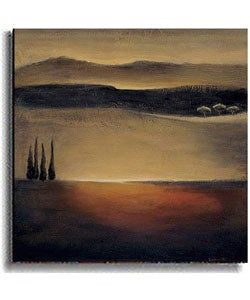 Puesta del Sol by Salemink-Roos Stretched Canvas
