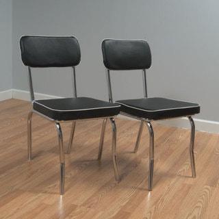 Simple Living Bistro Retro Chair (Set of 2)
