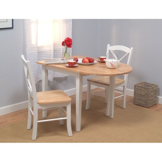 Country Cottage Drop Leaf Dining Set