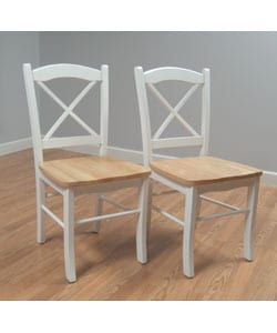 Country Cottage Dining Chair (Set of 2)