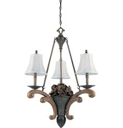 Maxfield Collection 3-light Chandelier