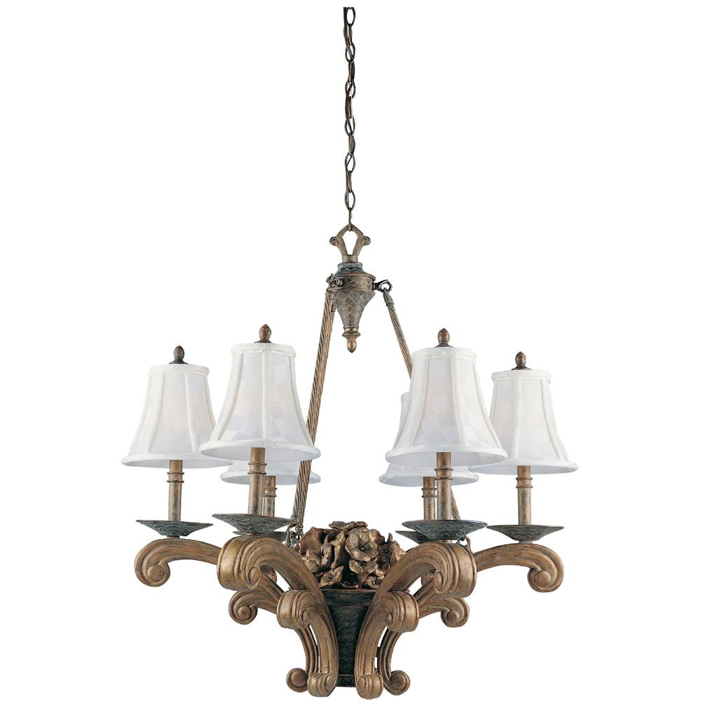 Triarch International Maxfield Collection 6-light Chandelier at Sears.com