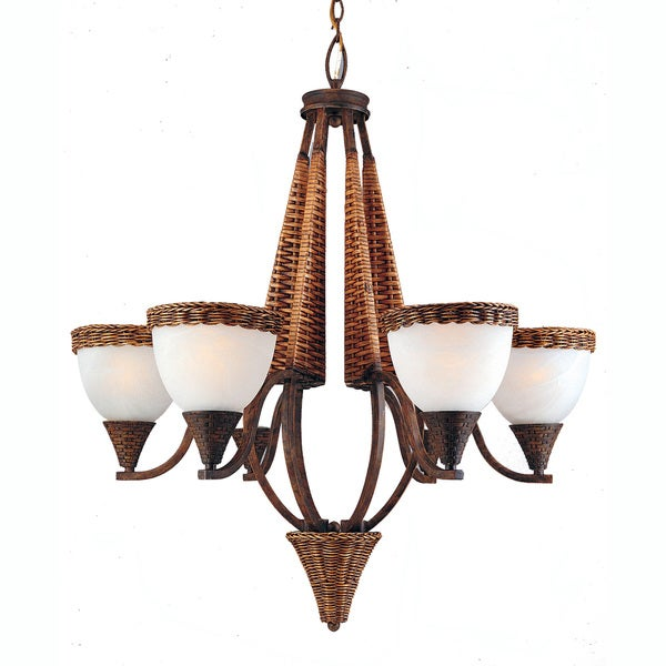 Bombay Collection 6-light Chandelier