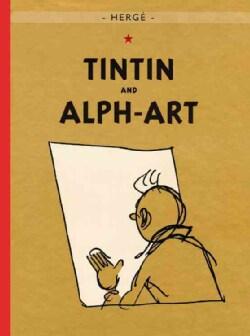 Tintin and Alph-Art (Paperback)