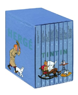 The Adventures of Tintin (Hardcover)