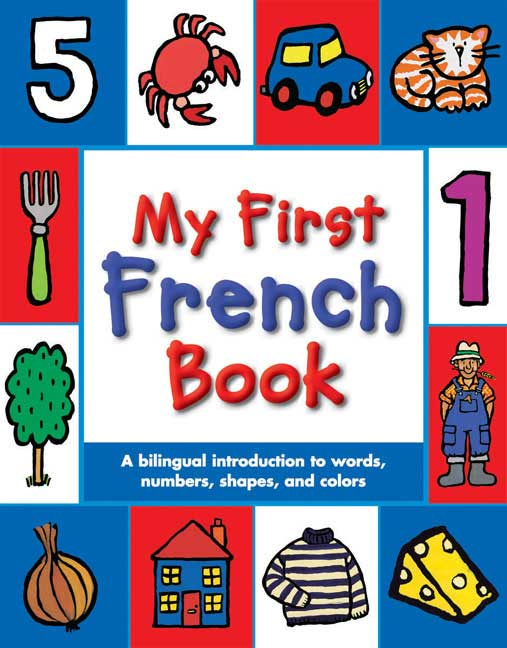My First French Book (Paperback)