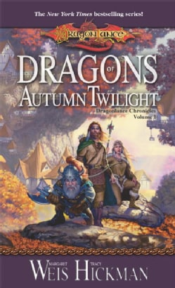 Dragons of Autumn Twilight (Paperback)
