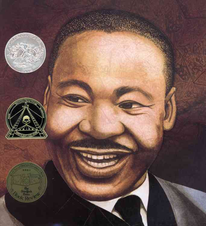 Martin's Big Words: The Life of Dr. Martin Luther King, Jr. (Paperback)