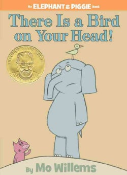 There Is a Bird on Your Head! (Hardcover)