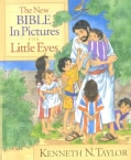 The New Bible in Pictures for Little Eyes (Hardcover)