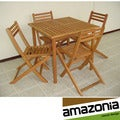 Rio 5-piece Table and Chair Set