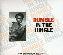 Various - Soul Jazz Records Presents Rumble In The Jungle