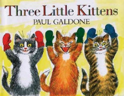 Three Little Kittens (Hardcover)