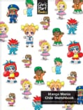 Manga Mania Chibi Sketchbook (Notebook / blank book)