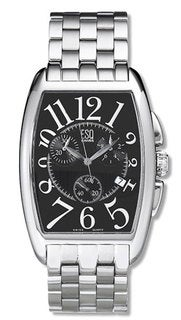 ESQ Drake Stainless Steel Men's Quartz Watch