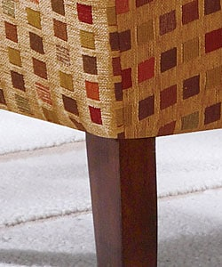 Autumn Windows Accent Chair