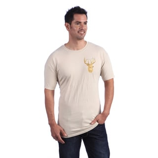 It's All About Hunting Men's Khaki T-shirt