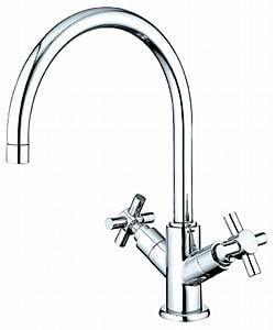 Concord Vessel Chrome Bathroom Faucet