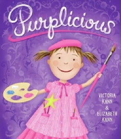 Purplicious (Hardcover)
