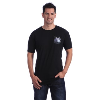 It's All About Drums Men's Black T-shirt