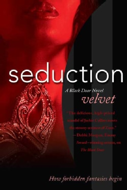 Seduction: A Black Door Novel (Paperback)