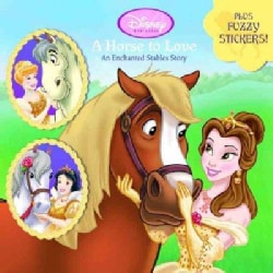 A Horse to Love: An Enchanted Stables Story (Paperback)