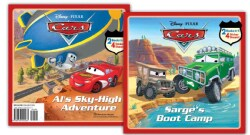 Sarge's Boot Camp/Al's Sky-high Adventure (Paperback)