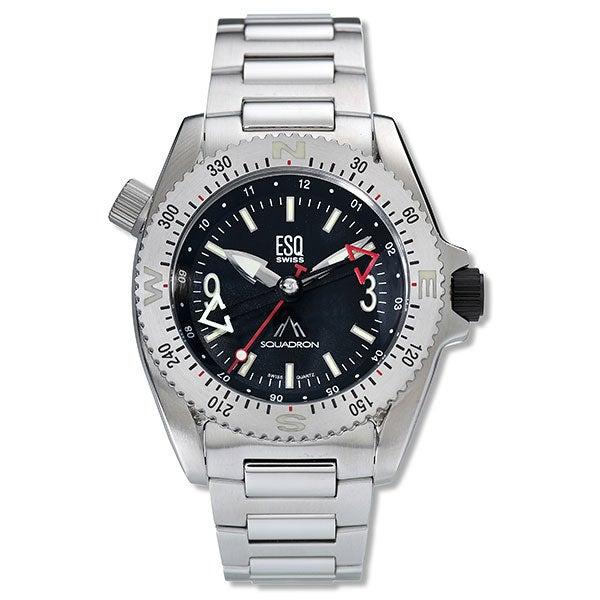 ESQ Squadron Men's Stainless Steel Watch