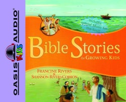 Bible Stories for Growing Kids (CD-Audio)