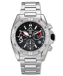 ESQ Squadron Stainless Steel Men's Quartz Watch