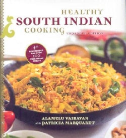 Healthy South Indian Cooking (Hardcover)