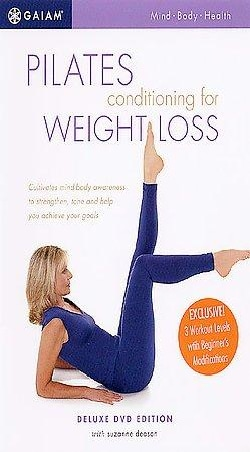 Pilates Conditioning For Weight Loss (DVD)