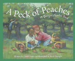 A Peck of Peaches: A Georgia Number Book (Hardcover)