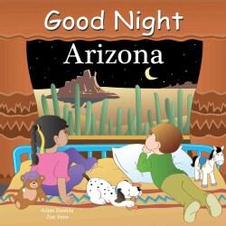 Good Night Arizona (Board book)