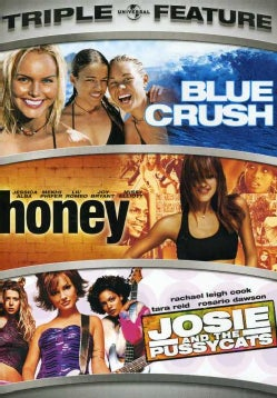 Blue Crush/Honey/Josie And the Pussycats (DVD)
