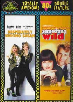 Desperately Seeking Susan & Something Wild (DVD)