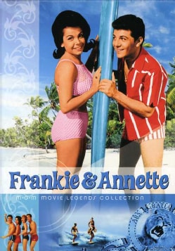 The Frankie & Annette Collection (DVD)