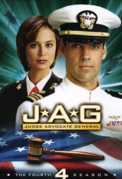 JAG: The Fourth Season (DVD)