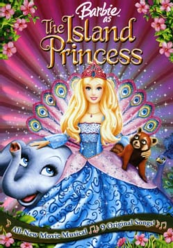 Barbie As The Island Princess (DVD)