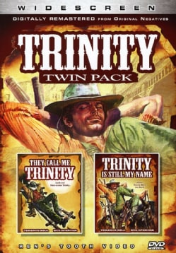 They Call Me Trinity/Trinity is Still My Name (DVD)