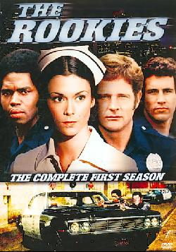 The Rookies: The Complete First Season (DVD)