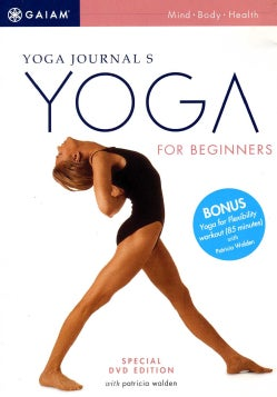 Yoga For Beginners (DVD)