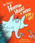 Dr. Seuss's Horton Hears a Who Pop-up! (Hardcover)